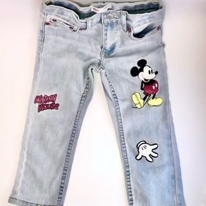 Limited Edition Levi's Mickey Mouse for Disney